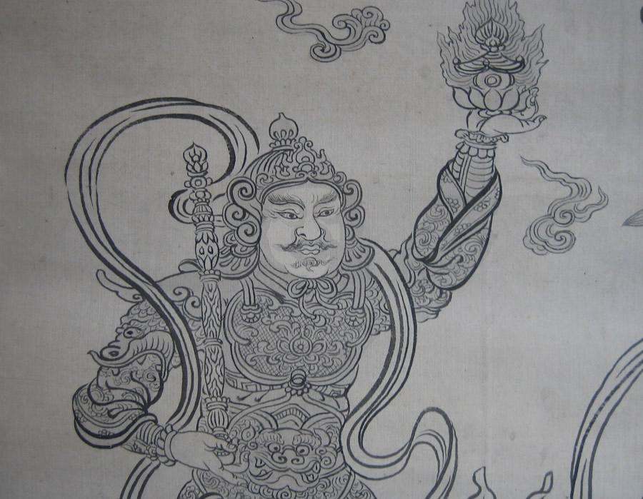 古美術 モンク (5)
